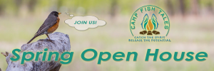 Spring Open House Banner