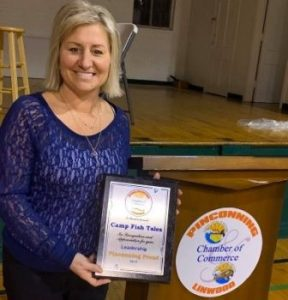 Shannon Forshee Leadership Awar