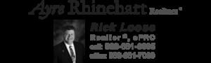 Loose Ayre Rhiehart logo